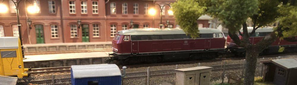 Modelleisenbahn-Treff-Greven